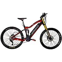 Jotagas Bicicleta Eléctrica de montaña JEB19 250W - Mountain Bike Cuadro de Aluminio y suspensión de