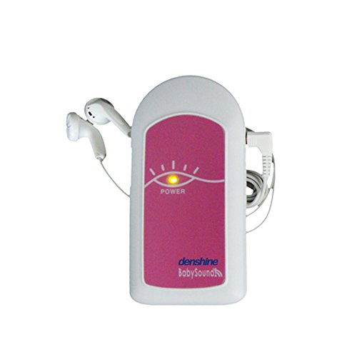 Careshine Doppler Moniteur Rythme Cardiaque Foetus Des 12 Semaines, Smart Portable Pratique
