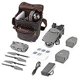 LCLrute Portable Carry Storage Backpack Umhängetasche für DJI Mavic 2 / Pro/Air/Spark (Grau)