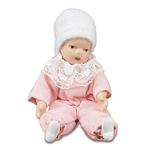 Reutter Porzellan Miniaturen - Babyfigur für Puppenstube