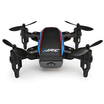 Tianya Fashion JJRC H53W Mini Foldable Pocket Drone Mini FPV Quadcopter Selfie 480P WiFi Camera Hover