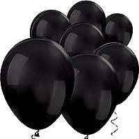 Sempertex Bolsa de 100 Globos, Color Negro, 13 cm (R5-580)