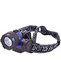 SOSA LED High Power Zoom Headlamp Night Head Light Torch