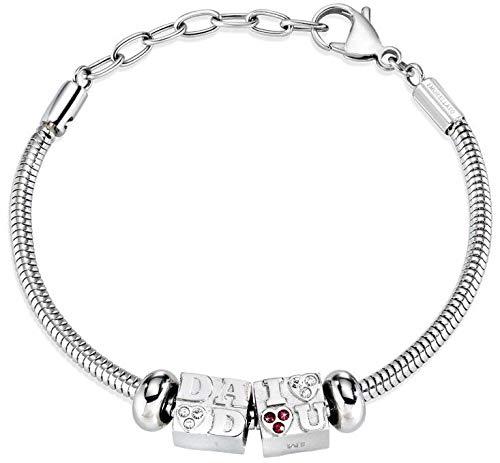 MORELLATO Damen-Charm-Armbänder Edelstahl SCZ895