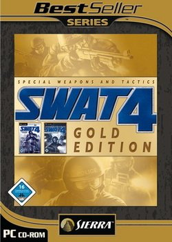 SWAT 4 - Gold Edition (Bestseller)