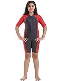 Rovars Unisex Polyester Swim and Skating Wear