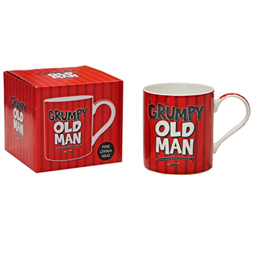 just-contempo-grumpy-old-man-mug-rouge-rouge-9-x-8-cm