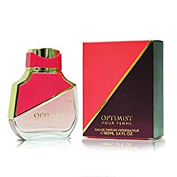 Ekoz Optimist Perfume For Women 100 ml Gift for Wedding Anniversary