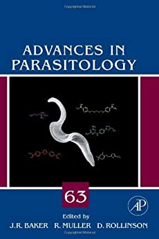 Advances In Parasitology por John R. Baker epub