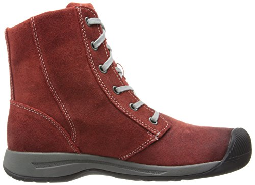 KEEN Womens Reisen Boot WP Bossa Nova, waterproof women's leather boot Bossa Nova