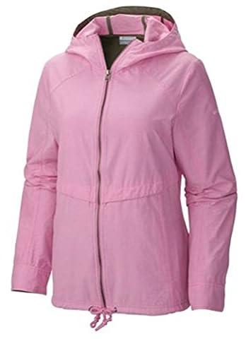 Columbia Women's Arch Cape III Comfort Hooded Jacket - Pink -