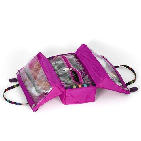 Preisvergleich Produktbild TINTAMAR EASY TRAVEL VANITY BAG - KOSMETIKTASCHE (Fuchsia)