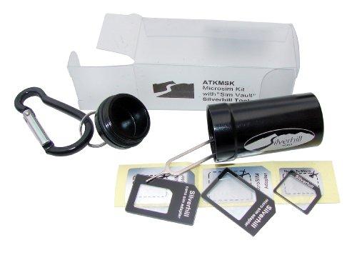 Adaptador Micro-SIM 3FF - convierte formato estándar