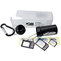 Global Game Gear Adaptateur 3FF Micro-SIM - SIM card converted to Micro du format standard format