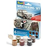 Revell 39066 - scale model accessories & supplies (Paint, Negro, Marrón, Verde, Rojo, Color blanco, Amarillo)
