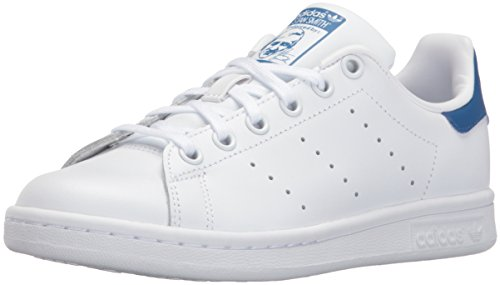 Adidas-Youths-Stan-Smith-White-Leather-Trainers-36-EU