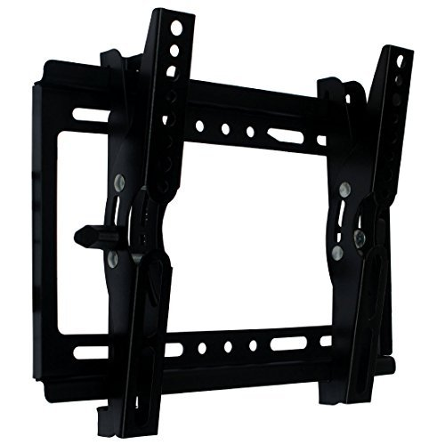 orienttvbracket TV Wandhalterung Neigung für die meisten 14bis 101,6cm LED Panel LCD OLED Plasma Flach Bildschirm mit VESA bis zu 250x 210mm und 55Lb Rack-lcd-panel