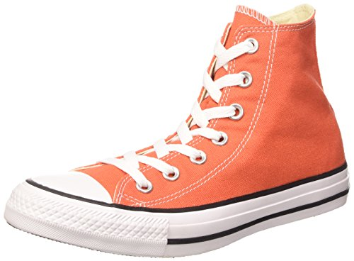 Converse Zapatillas abotinadas All Star Hi Amarillo EU 41.5 iiQrdg