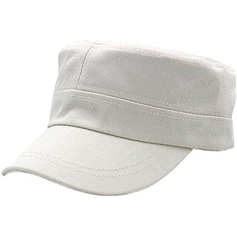 Gorras planas/Masculino y femenino de Corea del sombrero del verano de las mareas/Visera/ los viajes de sombrero de algodón/Cap/Sombrero para el sol/ anillo de