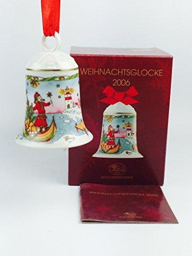 Hutschenreuther Porzellan Weihnachtsglocke 2006 in der Originalverpackung NEU 1.Wahl