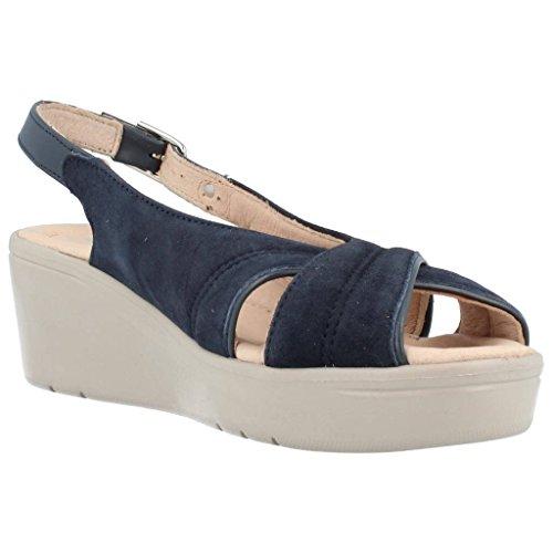 Sandali e infradito per le donne, colore Blu , marca STONEFLY, modello Sandali E Infradito Per Le Donne STONEFLY TESS 3 Blu Blu
