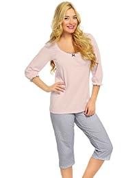 Maternity Pyjama Set Luiza 0222