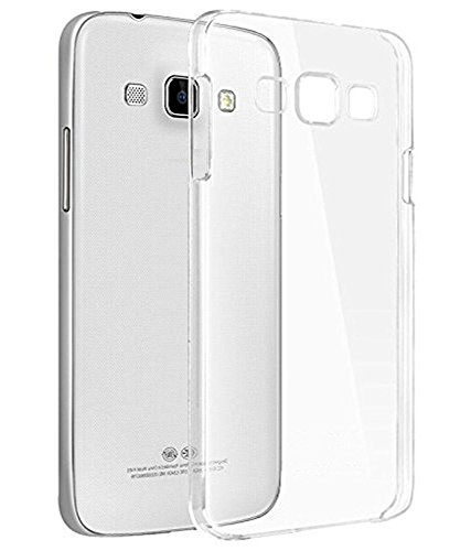 M.G.R.J Soft TPU Case Crystal Clear Transparent Slim Anti Slip Case Back Protector Cover for Samsung Galaxy J3 (2016)  available at amazon for Rs.99