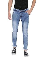 Teesort Men's Slim Fit Jeans