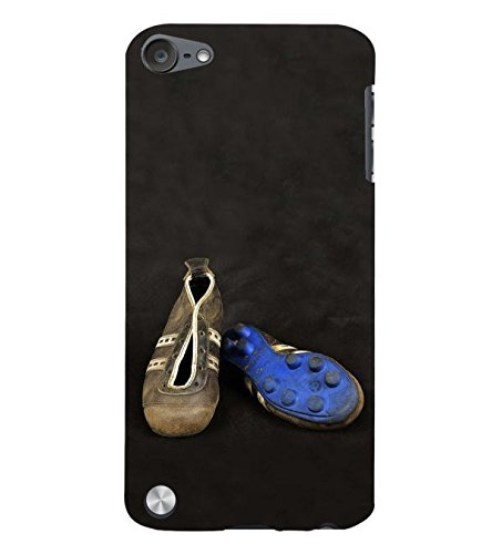 Fuson Designer Phone Back Case Cover Apple iPod Touch 5 :: Apple iPod 5 (5th Generation) ( Football Studs My Priced Possession )  available at amazon for Rs.499