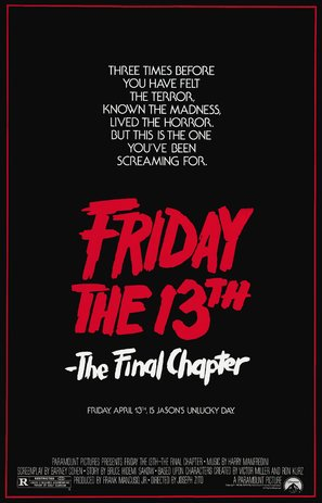 e FINAL Chapter - U.S Teaser Movie Wall Poster Print - 43cm x 61cm / 17 Inches x 24 Inches A2 ()