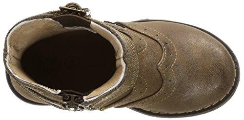 Sucre D'Orge Alexane, Chaussures Bébé marche bébé fille Or (Bronze)