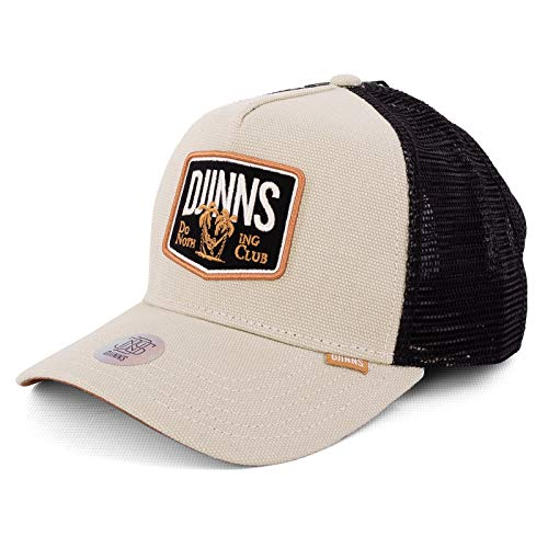 Djinns Cap Nothing Club Black, Size:ONE Size