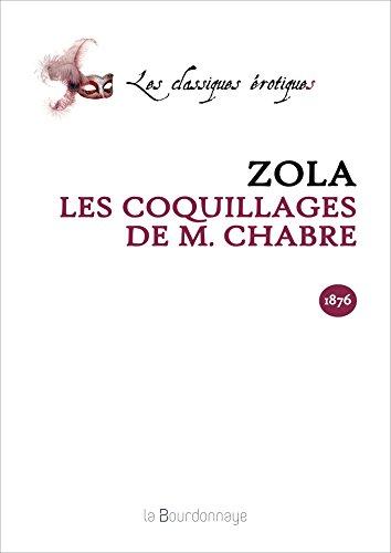 Les coquillages de M. Chabre par Emile Zola