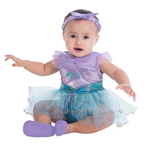 Amscan Kleinkind Kostümset - Ariel Kostüm Für Kleinkind