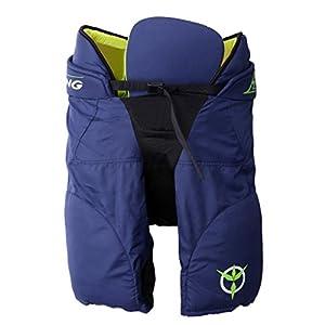 Sharplace Erwachsene Ski Protektoren Kurze Hose Schutz Shorts Schutzhose Protektorhosen Protektorenshorts für Hocky