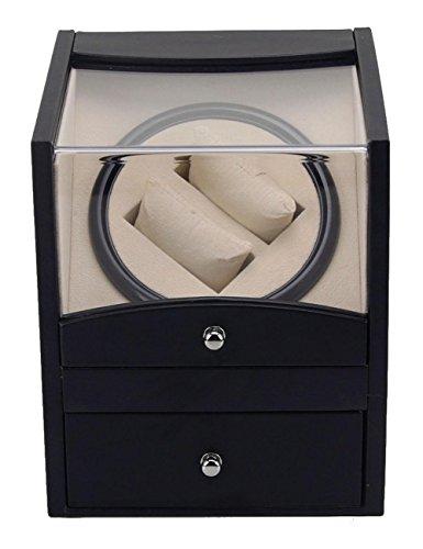 sdy-yuyu-rotacion-automatica-mira-la-cuerda-caja-de-exhibicion-de-cuero-de-la-pu-2-ubicaciones-marro