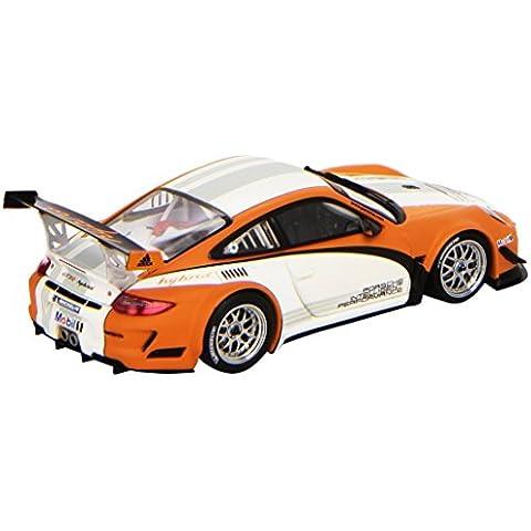 Minichamps - 410108900 - Pronti veicolo - Porsche 911/997 GT3 R Hybrid - Presentazione 2010 - Scala 1/43
