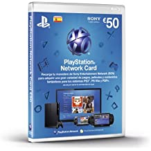 Tarjeta PlayStation Network 50