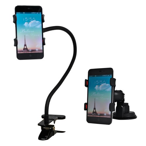 Bestek 2 supporti porta cellulare cell holder universale - Porta smartphone auto ...