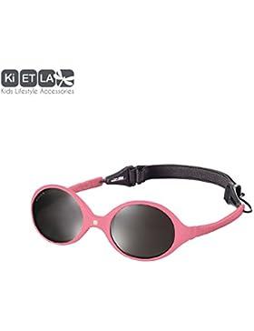 Ki ET LA Diabola - Gafas de sol, color rosa, 0-18 meses