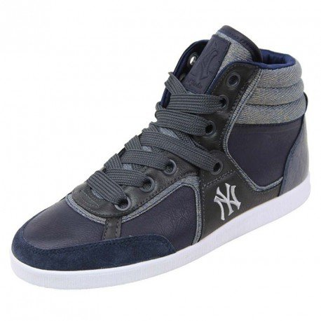 New York Yankees JANETI Fake Suede WO - Chaussures Femme