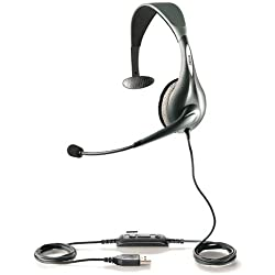 Jabra 1593-829-209 Corded Headset for Softphone