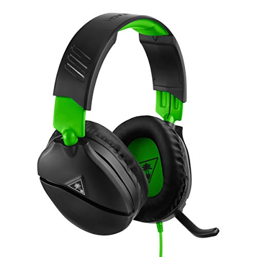 Turtle Beach Recon 70X Cuffie Gaming - Xbox One, PS4, PC e Nintendo Switch