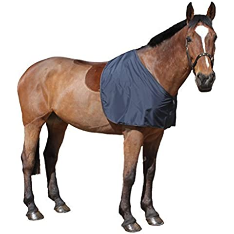 Snuggy Cappe Setosa Bavaglio Coprispalle per cavallo o Pony - XL