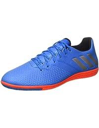 size 40 61ec8 15244 adidas MESSI 16.2 FG - Botas de fútbol Línea Messi para Hombre, Bronce - (