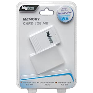 Wii – Memory Card 128MB