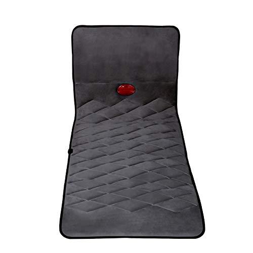 Xianxian88 Auto-Multifunktions-Massagegerät Massage Matratze Kissen Infrarot-Heizung Hals-Airbag für Taille Rücken Hüften Multi-Funktions-Positionierung Home-Massage-Pad