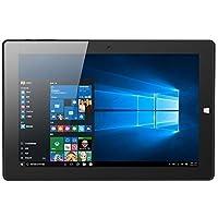 "[New Release]Chuwi 10.1"" Hi10 Windows10 Tablet PC Intel Cherry Trai Z8300 up to 1.84GHz RAM4GB ROM64GB 6500mAh HDMI (black)"