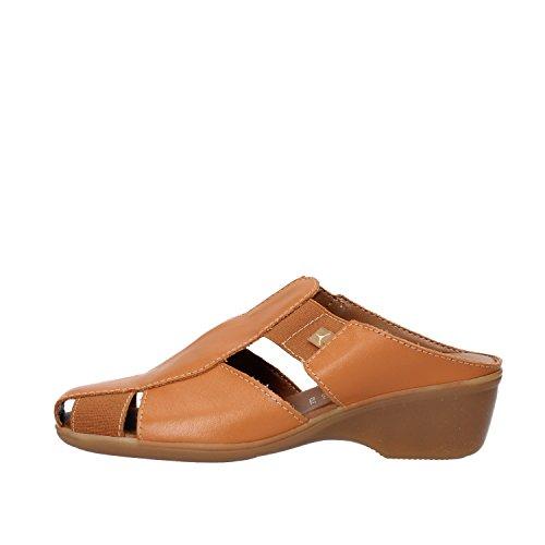 CINZIA SOFT sandali donna cuoio pelle AG816 (40 EU)