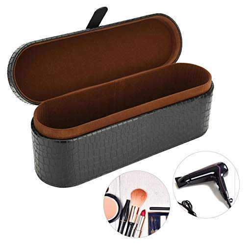 Brrnoo Portable PU Storage Gift Box Hard Travel Case Pouch for Dyson Supersoni HD01 Hair Dryer(#4)